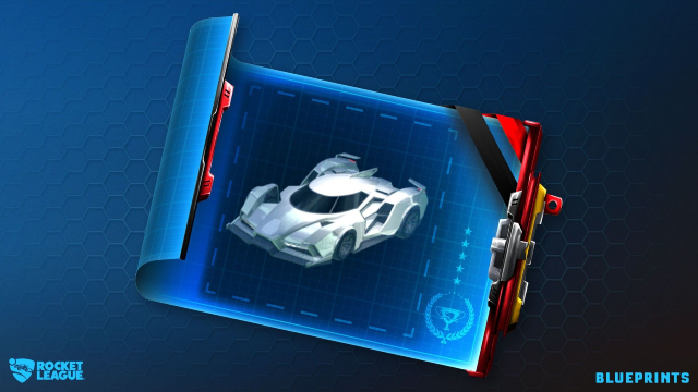 ROCKET LEAGUE: Psyonix Announces That Blueprints And Credits Will Replace Crates And Keys