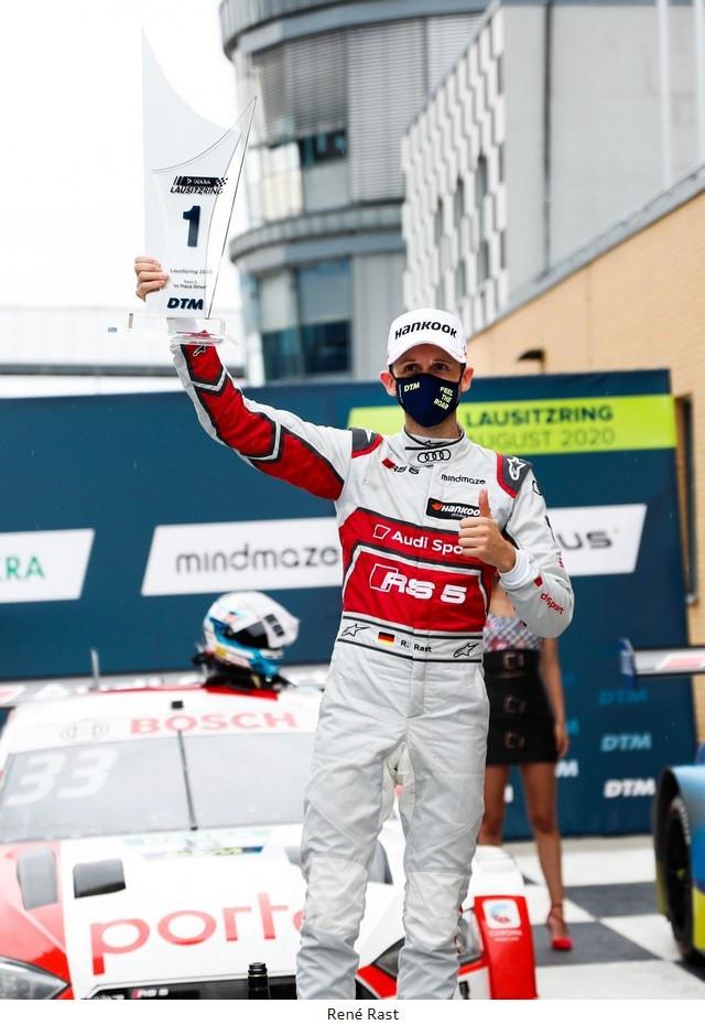 DTM – René Rast remporte le podium Audi au Lausitzring A204820-medium