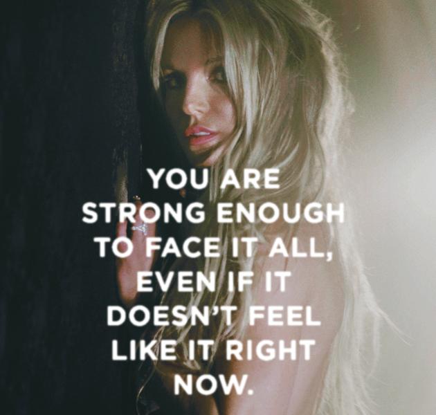 Britney - Convalescence  Britneysupport