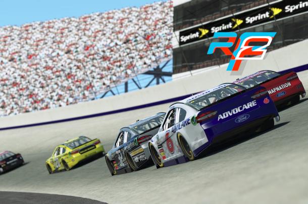 VRC NASCAR 2020 - Round 4 - Dover