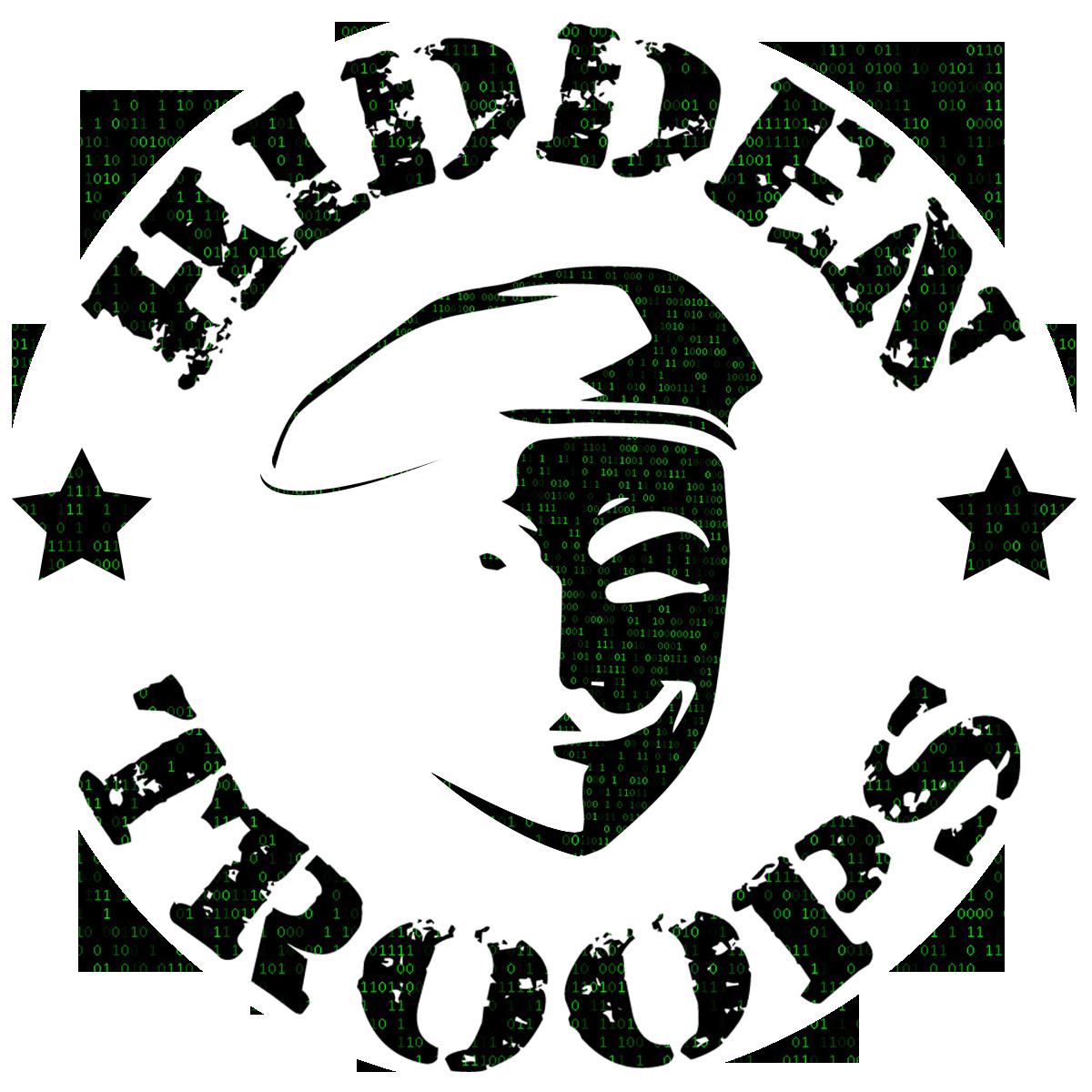 Hidden Troops logo