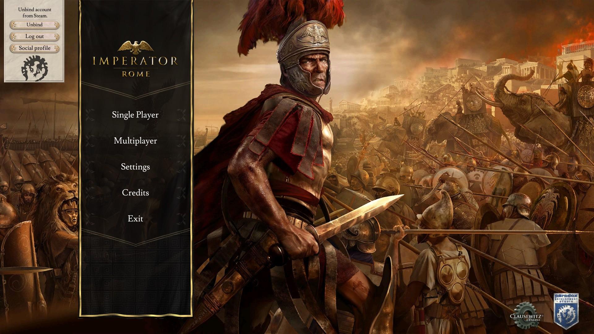 Total War: ROME II Loading Screens / Загрузочные экраны из Total War: Rome II