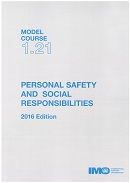 Model course 1.21: Personal safety and social responsibilities