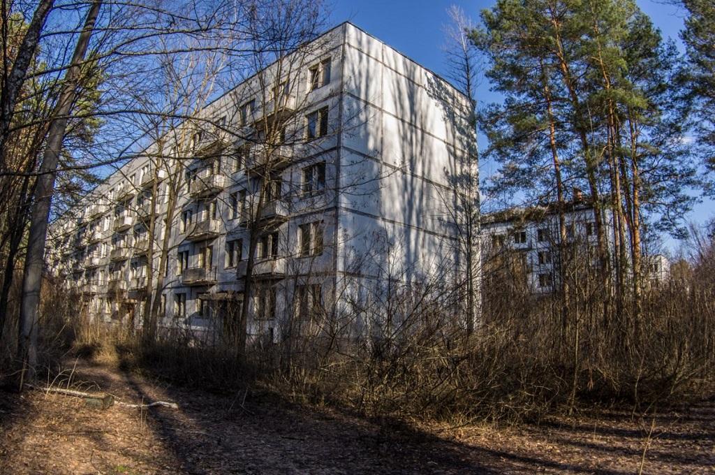 туры в Чернобыль из Киева