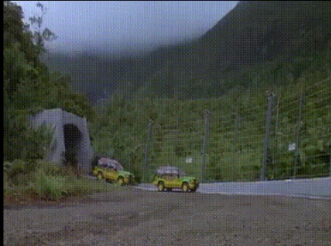 rexy tunnel