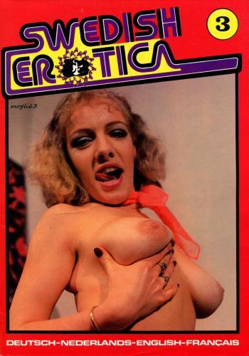 Cover: Swedish Erotica No 03