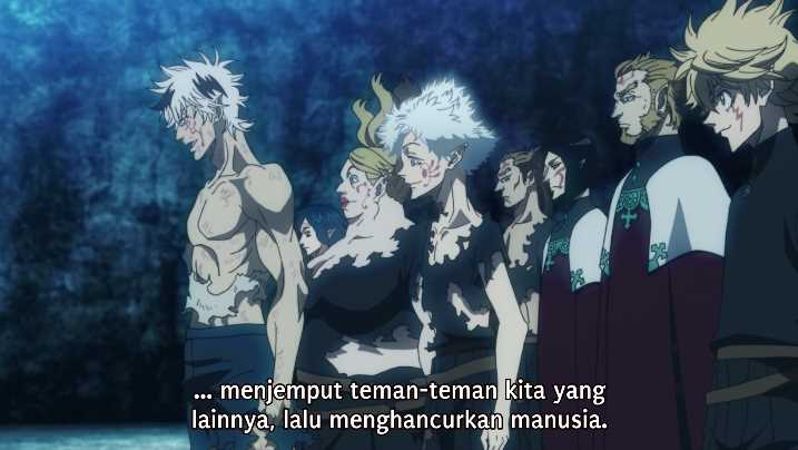 Black Clover Episode 101 Subtitle Indonesia
