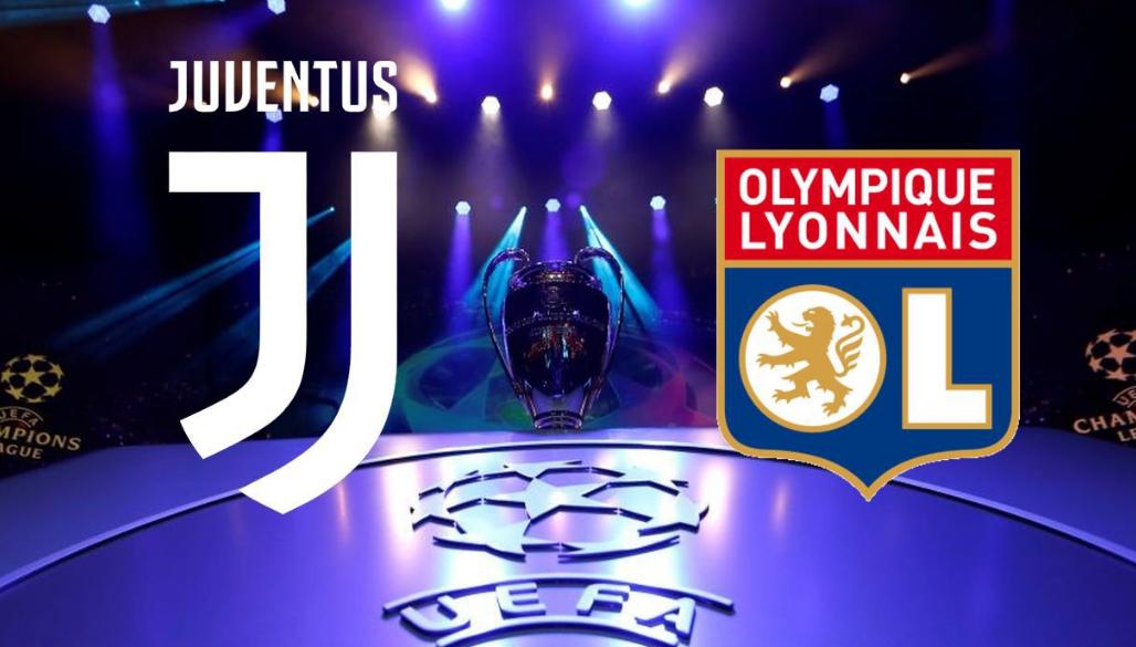 Juventus-Lione Streaming, info orario e Canale TV in chiaro