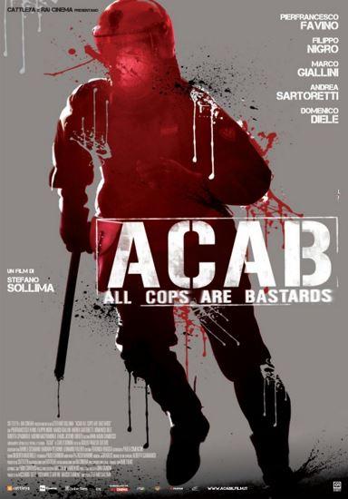 Gliniarze to dranie / A.C.A.B.: All Cops Are Bastards (2012) PL.BRRip.XviD-GR4PE   Lektor PL