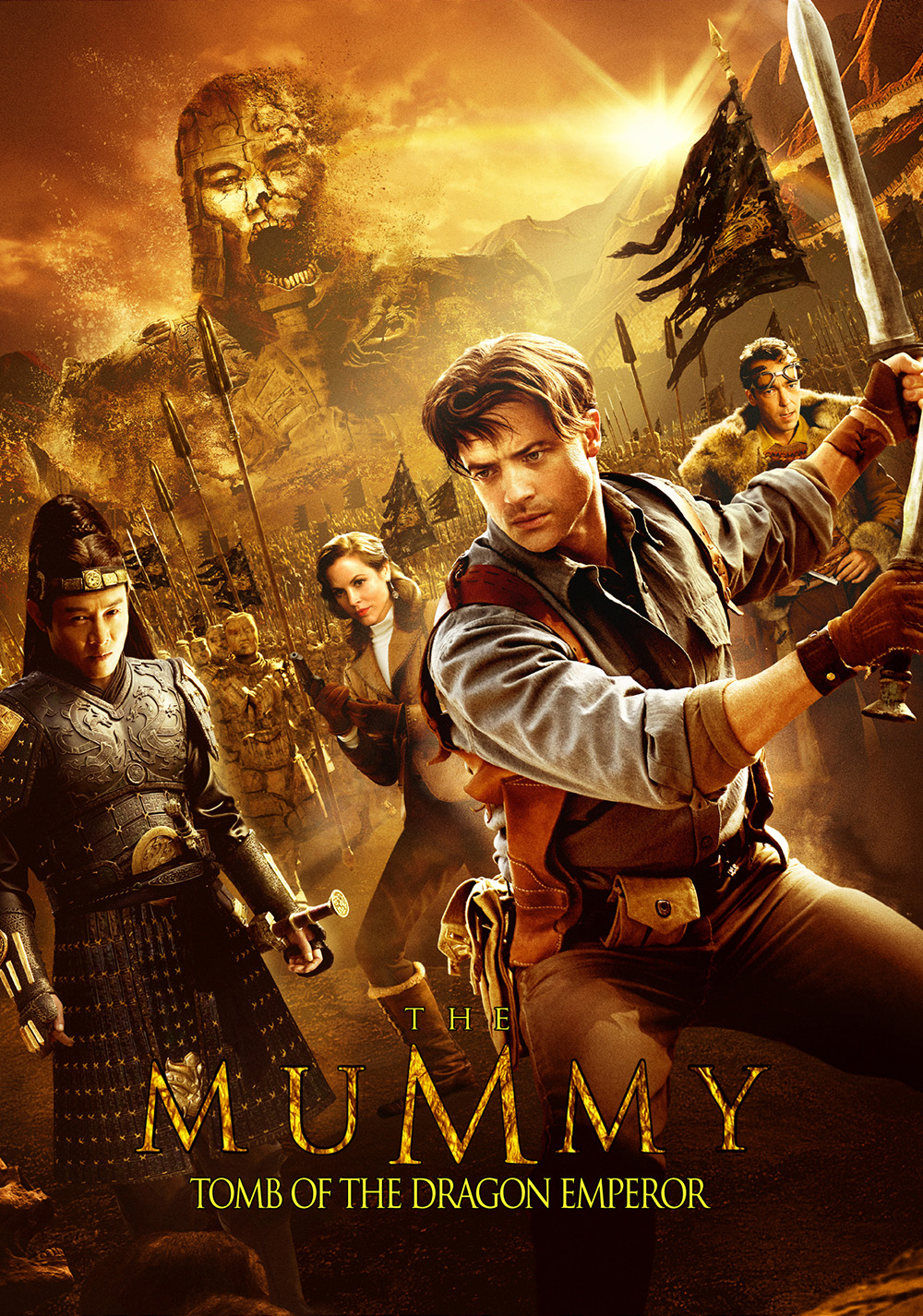 The Mummy Tomb of the Dragon Emperor (2020) Dual Audio Hindi 720p BluRay 700MB Download