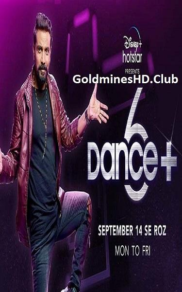Dance Plus Season 6 2021