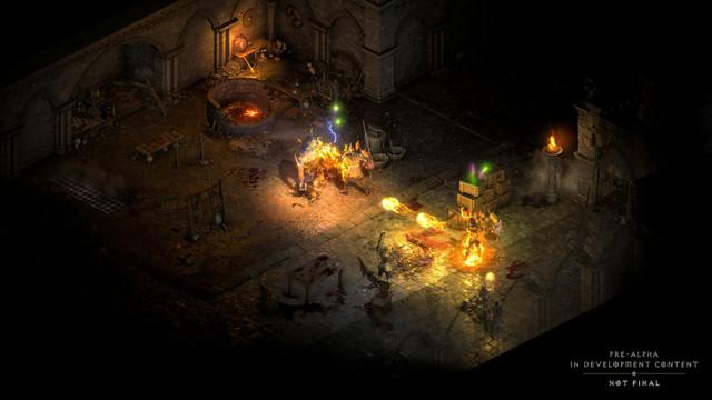 暗黑破壞神®II:獄火重生宣布適用於PS5,Xbox系列,PS4,Xbox One,Switch和PC Diablo-II-Resurrected-2021-02-19-21-004-scaled