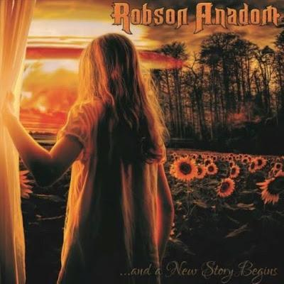 Robson Anadom - ...and a New Story Begins (2021)