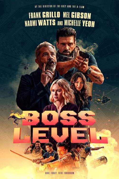 Boss Level (2020) PLSUBBED.WEB-DL.x264.DD5.1-FOX / Napisy PL