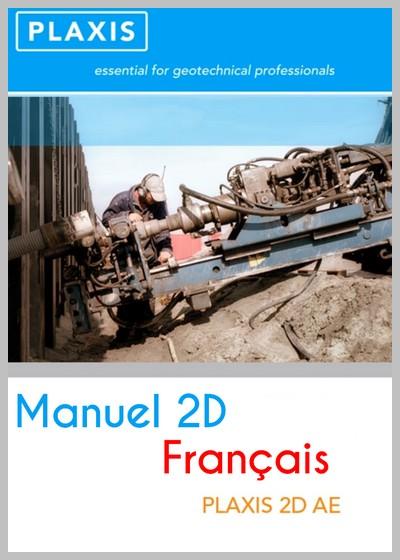Manuel PLAXIS 2D Français