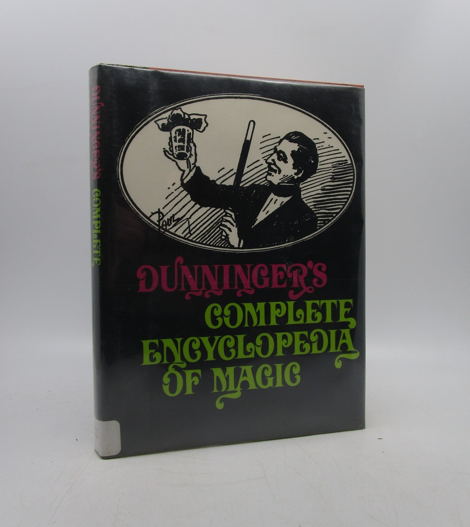Image for Dunningers Complete Encyclopedia Of Magic