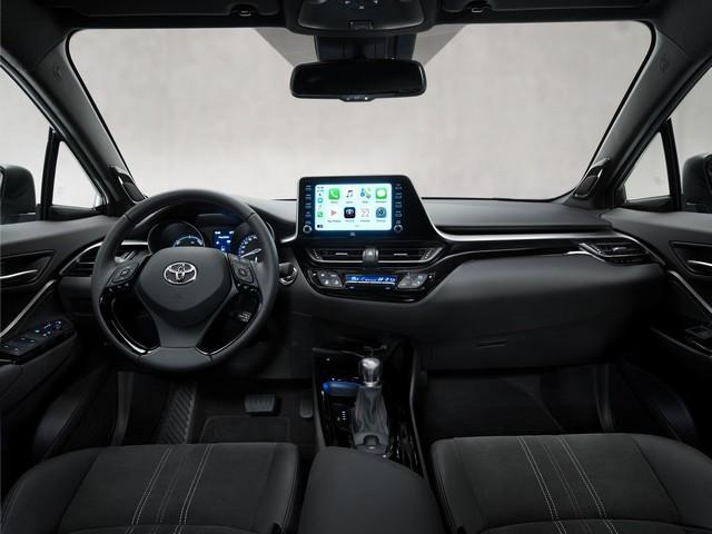 Toyota C-HR « GR SPORT » : encore plus dynamique et plus exclusif  Chrint12-2