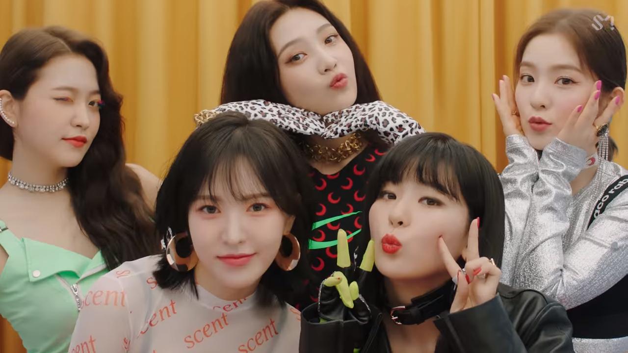 Red Velvet's Zimzalabim Quiz
