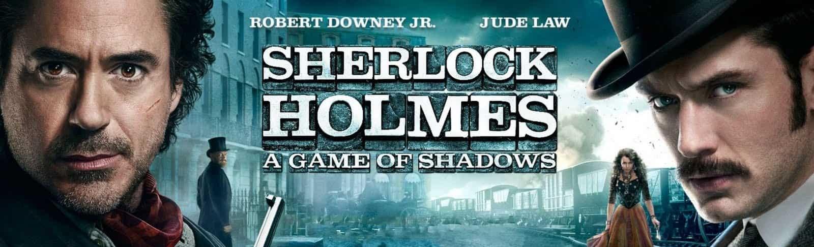 Sherlock Holmes: Jocul umbrelor online subtitrat