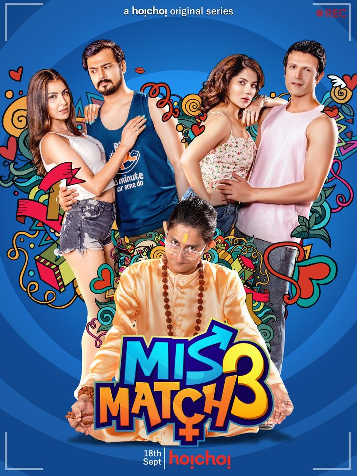 18+Mismatch 2020 S03 Complete Bengali 720p Hoichoi Originals Web Series 1.2GB | 500MB Download