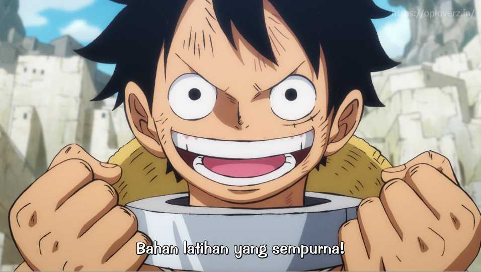 One Piece Episode 935 Subtitle Indonesia