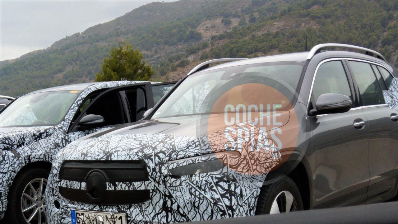 2020 Mercedes-Benz EQB 35