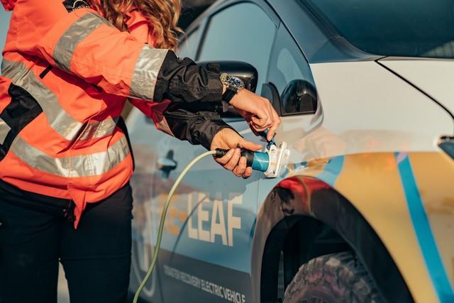 Nissan RE-LEAF : De L'énergie Au Service Des Secours  Nissan-RE-LEAF-5-source