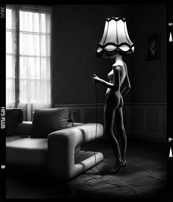 Динамичная красота в эротичных фотографиях Саймона Бродзиака 26