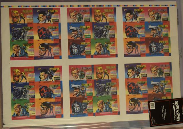 Marvel-Universe-Series-IV-1993-Uncut-Sheets-6