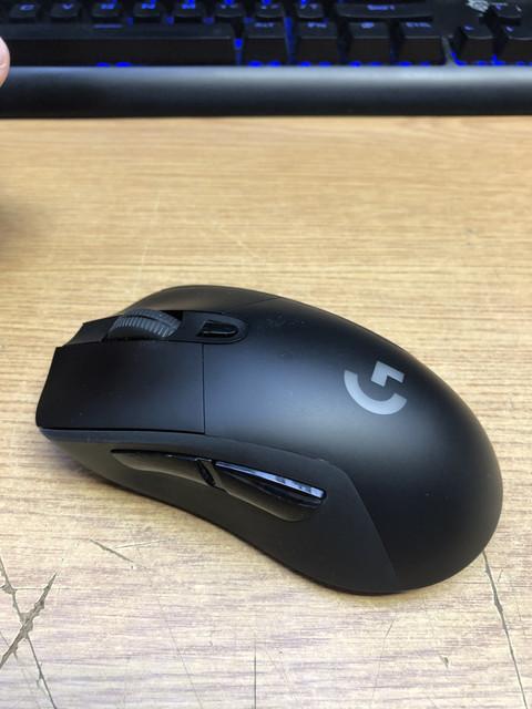 P: myš Logitech G403 prodigy wireless