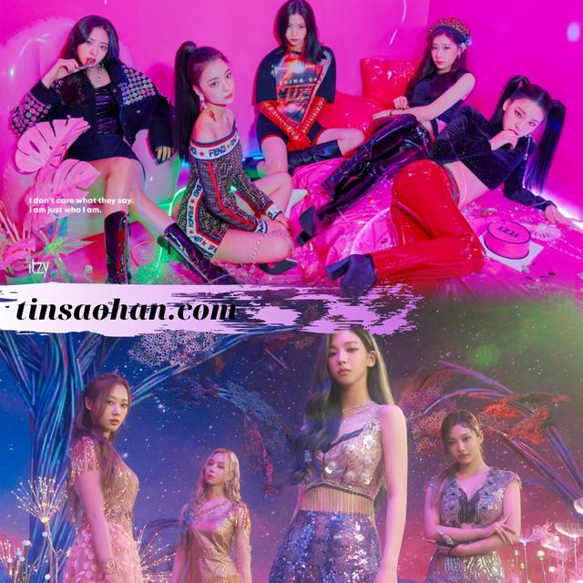 8 nhóm nhạc gen 4 nổi tiếng nhất Kpop hiện nay