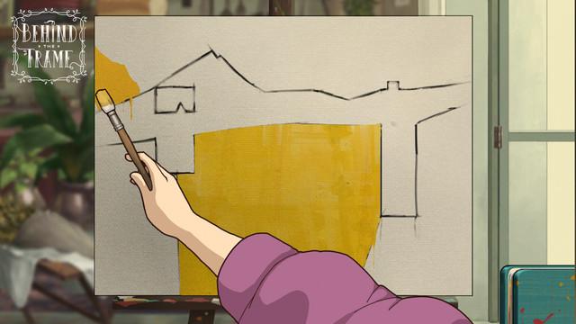 日商曉數碼 x 台灣遊戲工作室品牌「曙光工作室」  首款敘事解謎手遊「傾聽畫語」將於春天暖心上市! 6-1