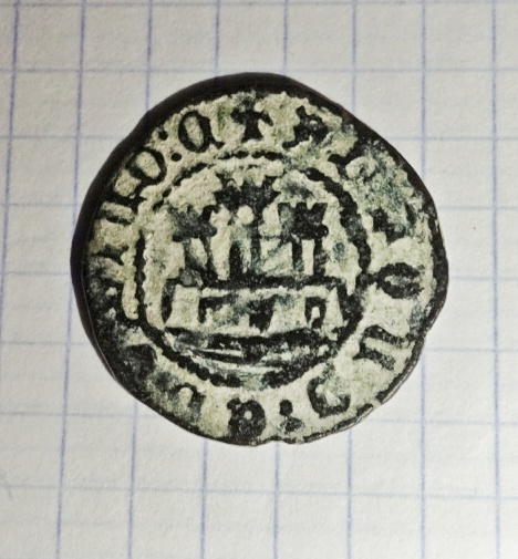 Ceitil portugués de Alfonso V. RX106526-01