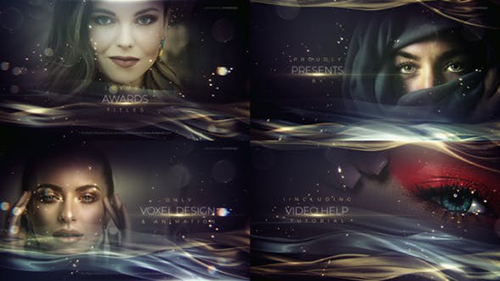 Luxury Silky Titles 32867179 - Project for After Effects (Videohive)