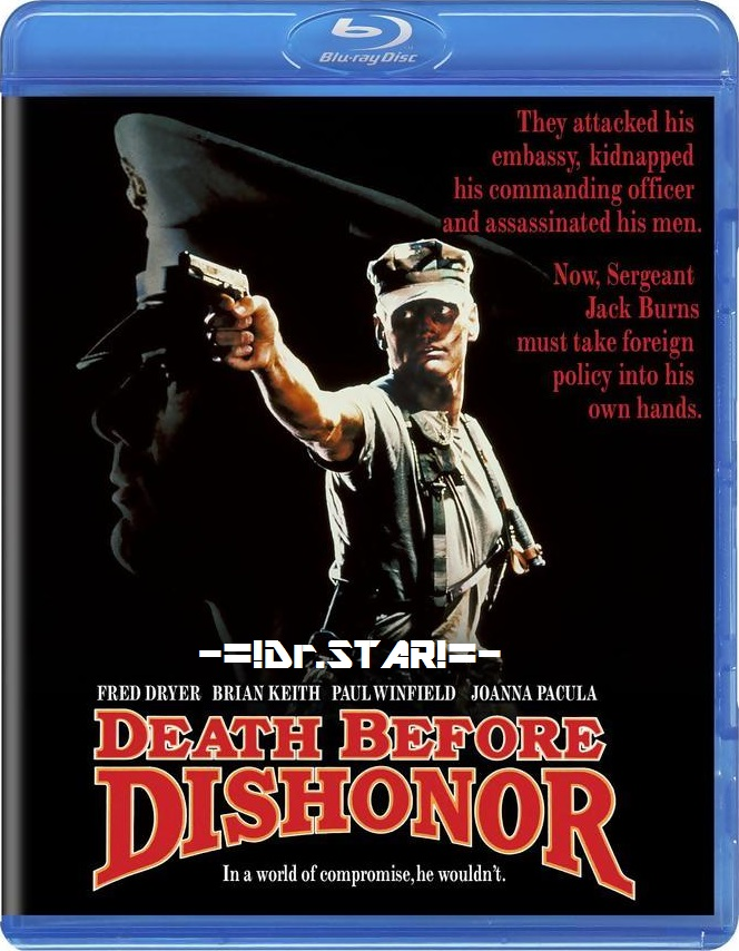 Death Before Dishonor (1987) Hindi Dual Audio 720p BluRay ESub 1GB | 350MB Download
