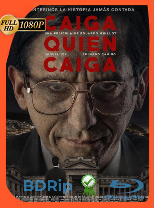 Caiga Quien Caiga (2018) BDRip [1080p] Latino [GoogleDrive] [zgnrips]