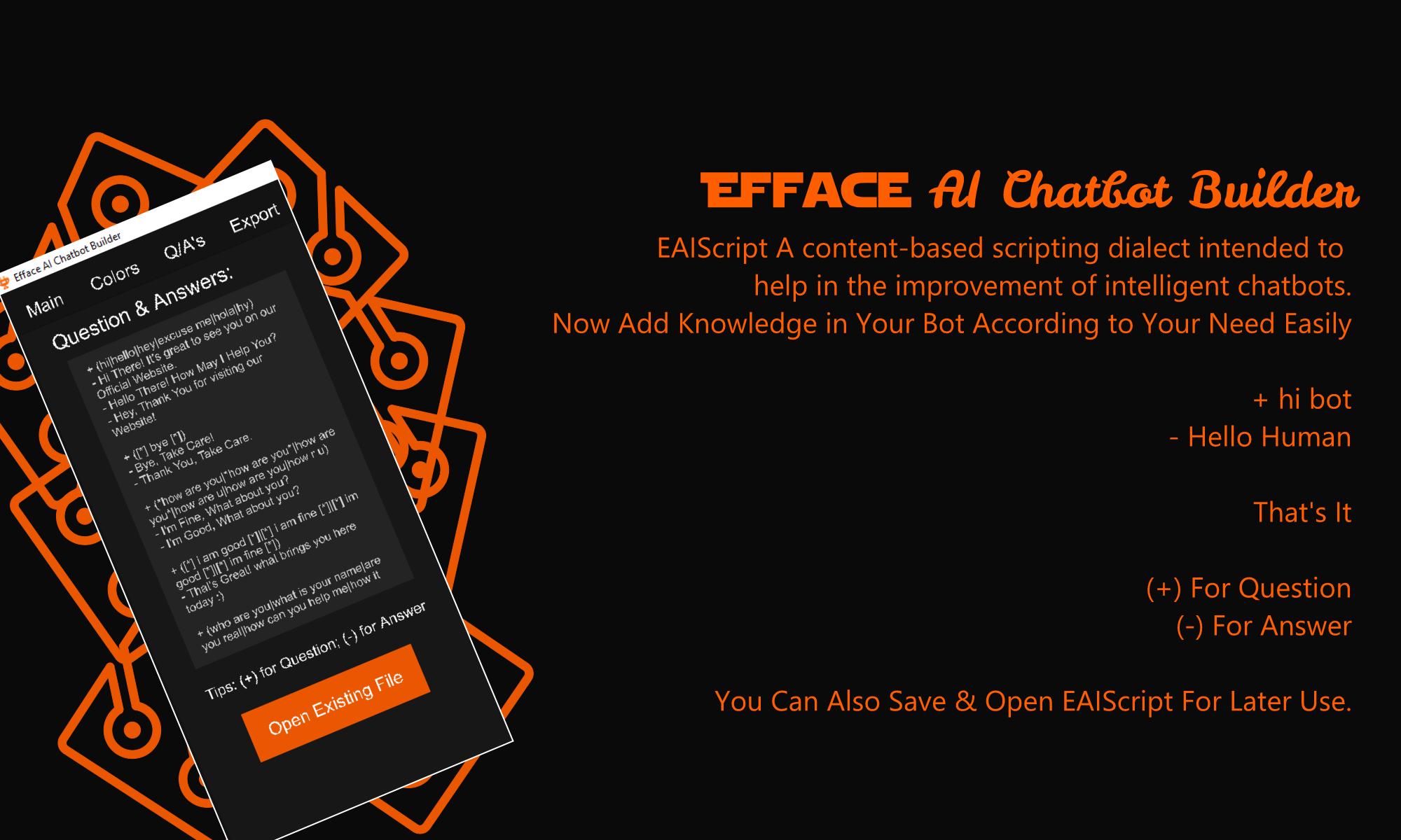 Efface AI Chatbot Builder - Wordpress Chatbot Builder - 4
