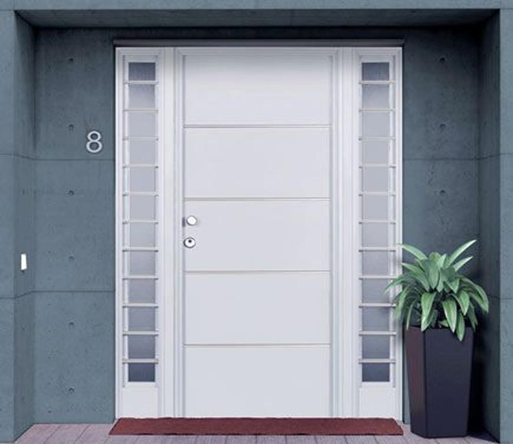 Desain Desain Pintu Putih