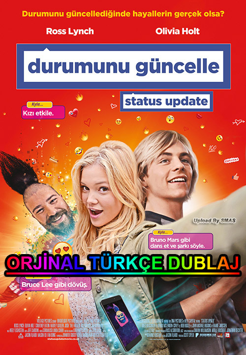 Durumunu Güncelle | Status Update | 2018 | BDRip | XviD | Türkçe Dublaj | m720p - m1080p | BluRay | Dual | TR-EN | Tek Link