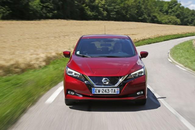 Nissan LEAF accessible Dès 16.990 € Pour Célébrer Ses 10 Ans  426230183-3-6-source