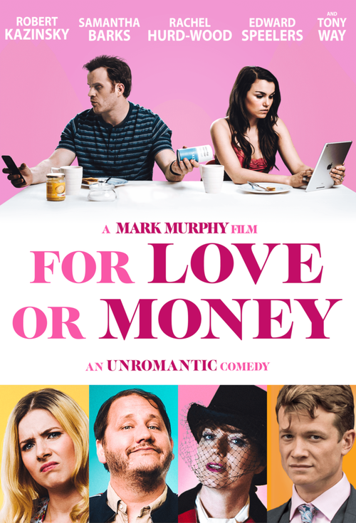 Miłość albo kasa / For Love Or Money (2019) PL.WEB-DL.x264.DD2.0-FOX / Lektor PL