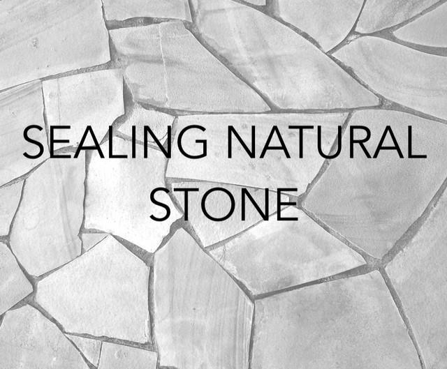 Sealing Natural Stone