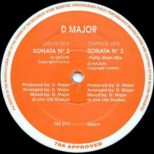 Download D Major - Sonata No 2 mp3