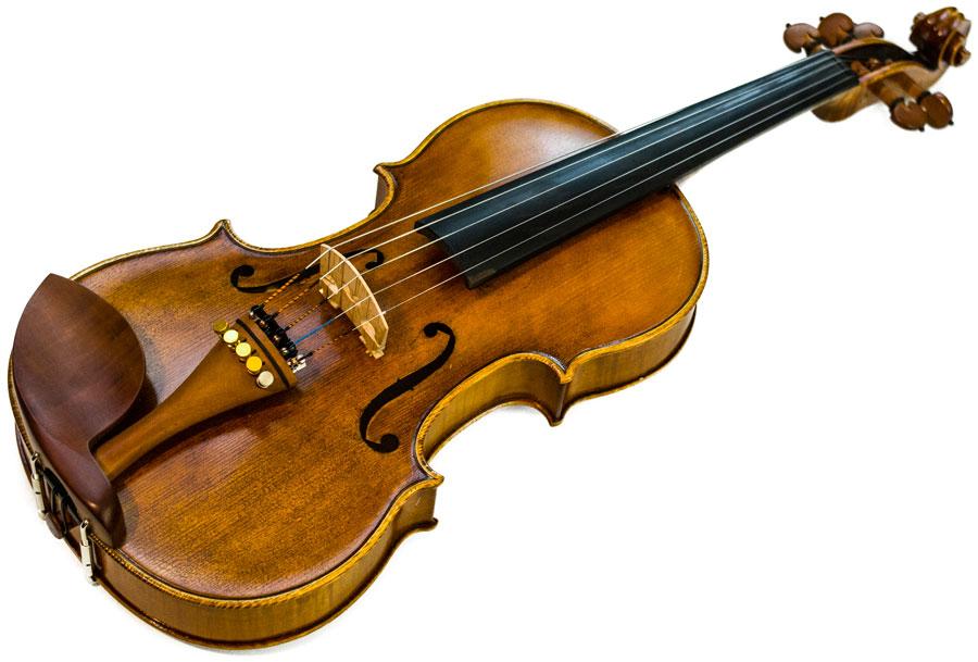 violin de 5 cuerdas - tipos de violines