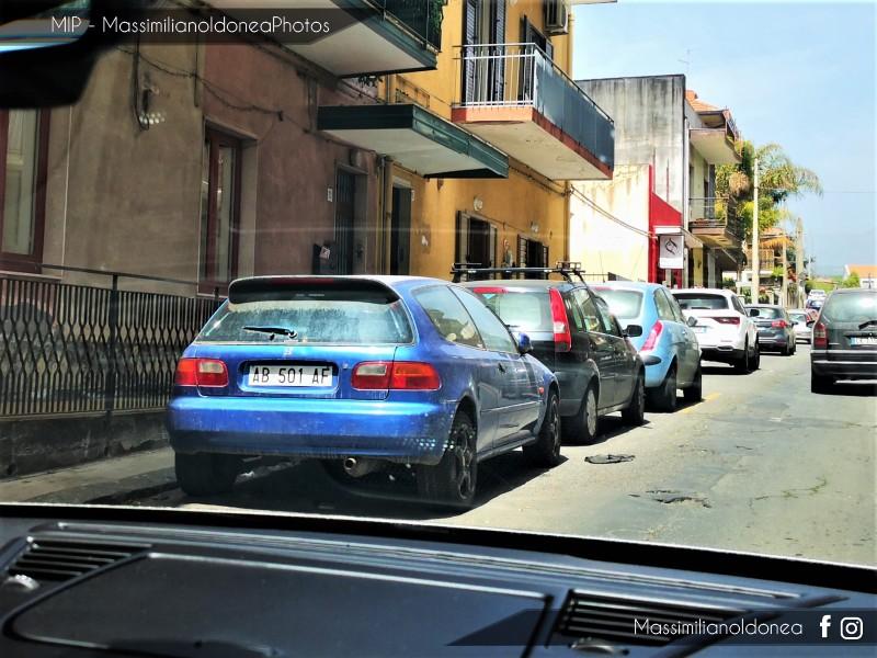 avvistamenti auto storiche - Pagina 23 Honda-Civic-1-5-90cv-94-AB501-AF-1