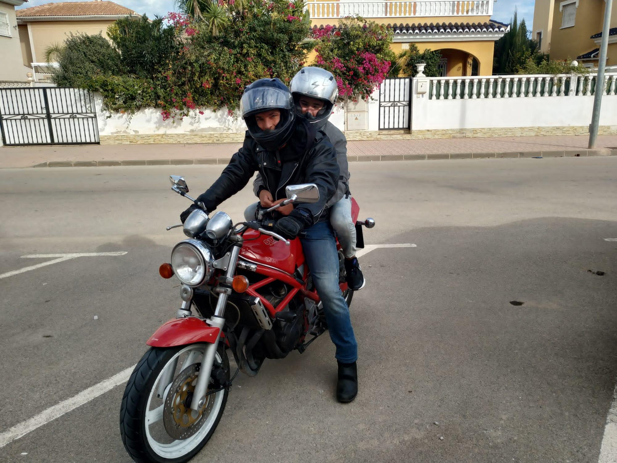 Bandit roja en Los Alcázares, la zona del Mar Menor - Página 5 IMG-20210106-WA0040