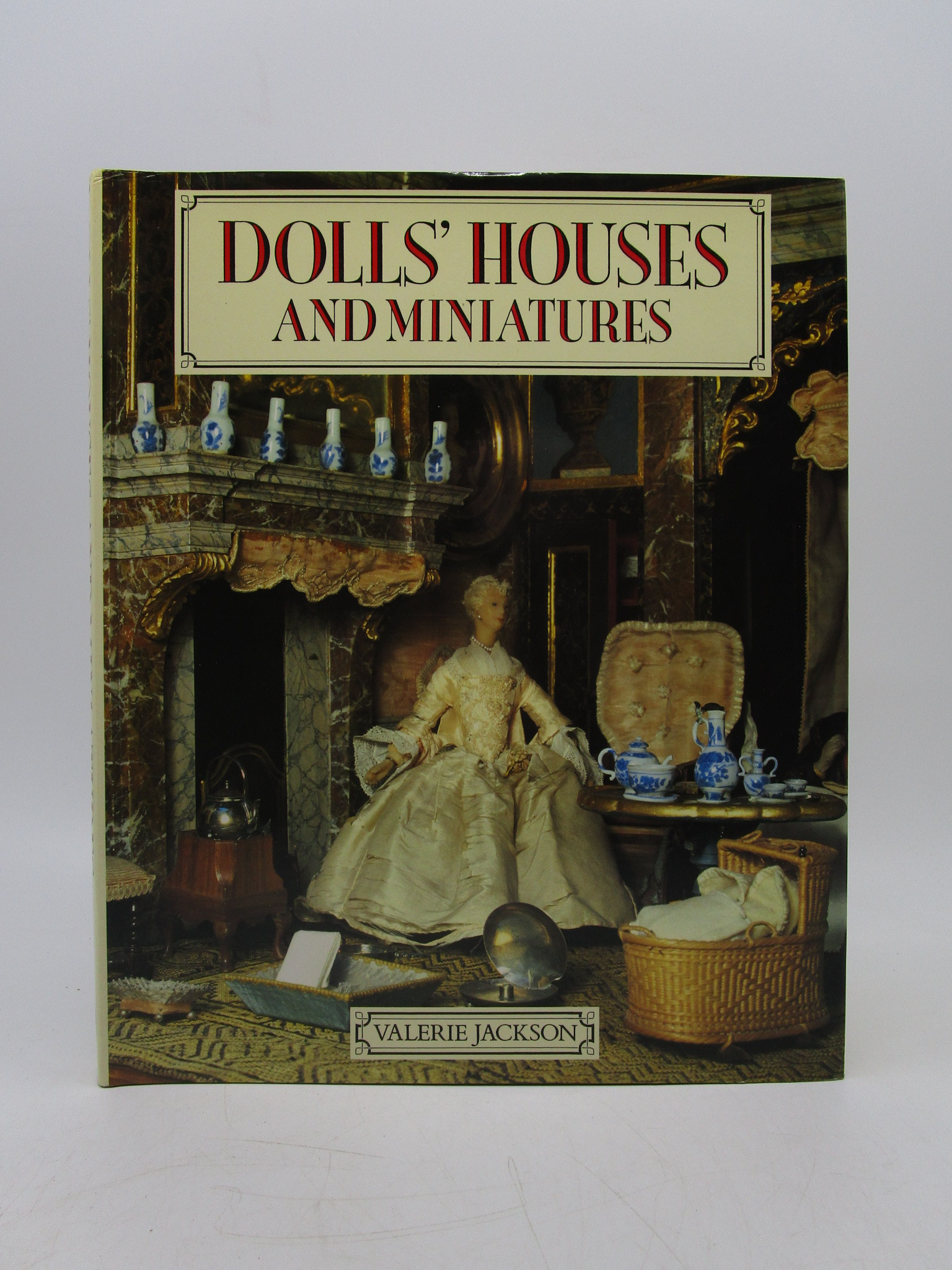 Image for Dolls' Houses and Miniatures (First Edition)