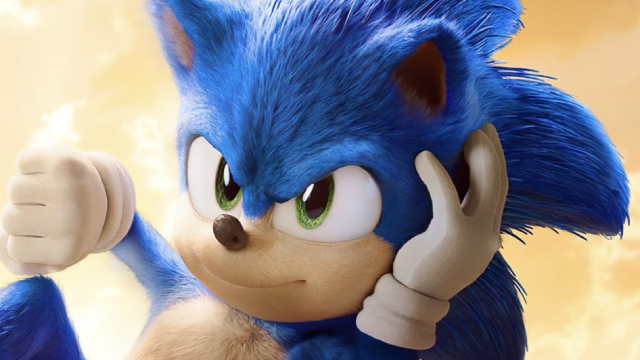 Check Out This Awesome New Poster For The Upcoming Sonic The Hedgehog Movie