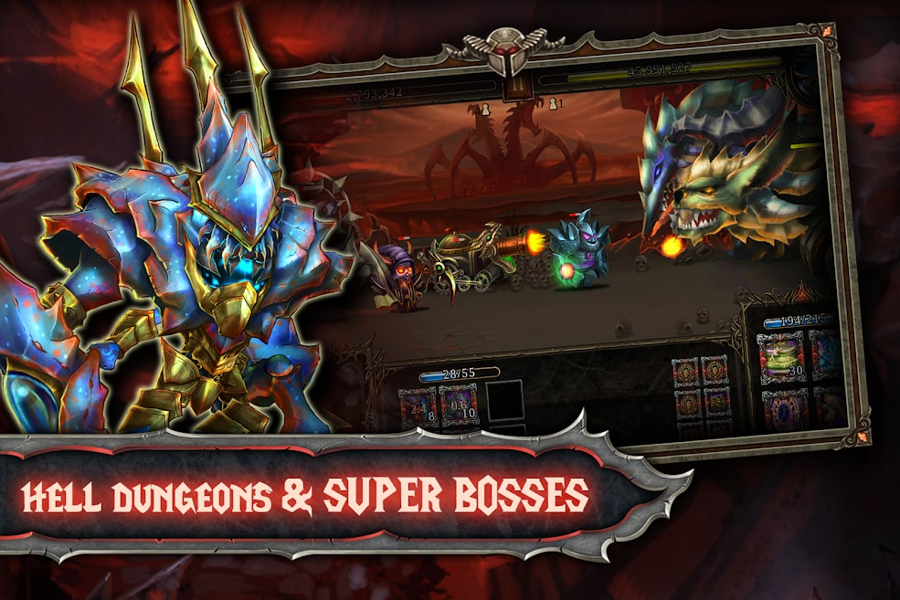 Epic Heroes – Dragon fight legends 5