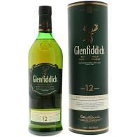 GLENFIDDICH 12 YEARS 0.7L